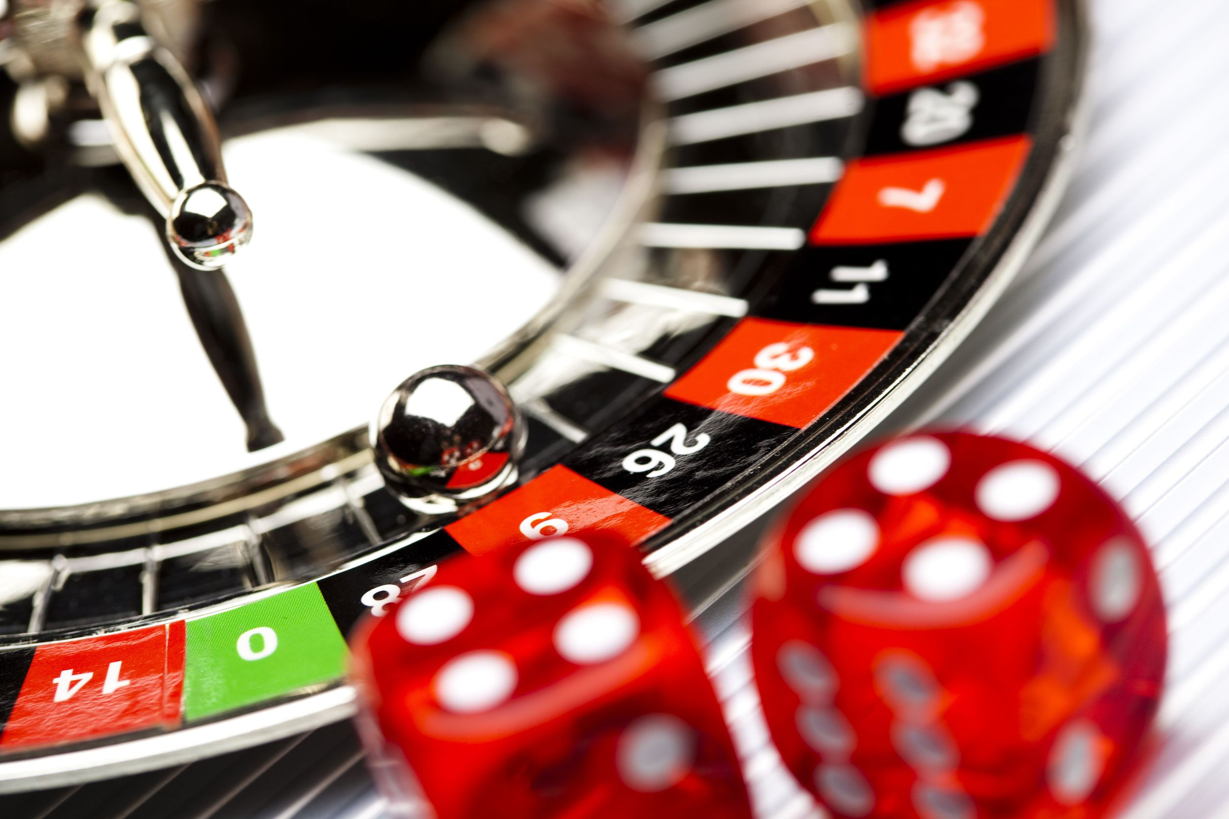 casino gambling laws